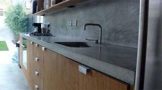 Concrete as an Interior Design Element