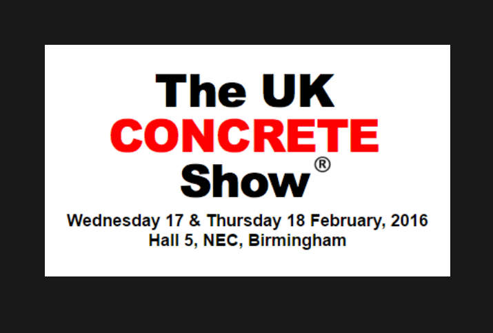 The UK Concrete Show 2016